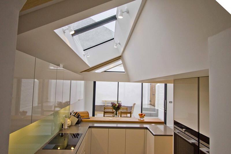 frameless rooflight london