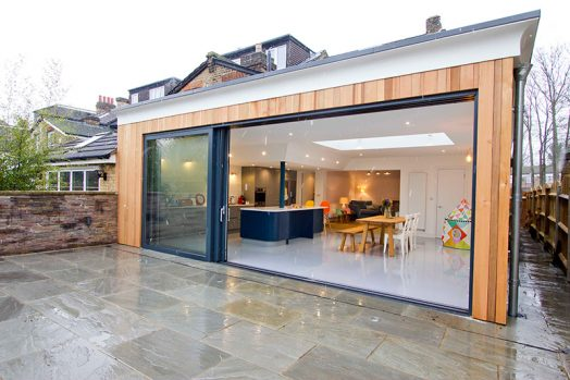 Slim Frame Patio Doors