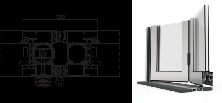 Aluminium Bifold Doors, Bifolding Aluminium Doors