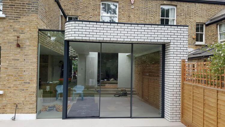 aluminium doors or steel doors